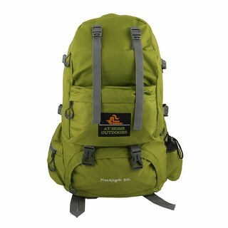 FreeKnight Authorized Outdoor Travelling Bag Camping Hiking Backpack Green 50L