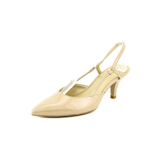 Bandolino I Believe Womens Natural Pumps