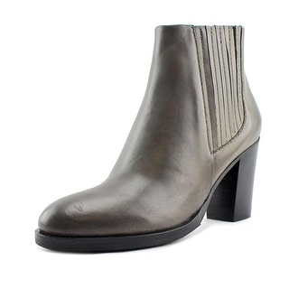 Bruno Premi F3200X   Round Toe Leather  Ankle Boot
