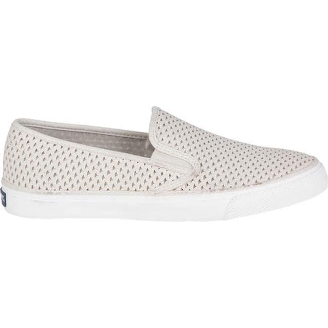 Seaside Perforated Slip-On Sneaker