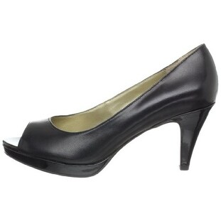947d246700b2 Shop Bandolino Womens MYLAH Peep Toe Classic Pumps - Free Shipping ...