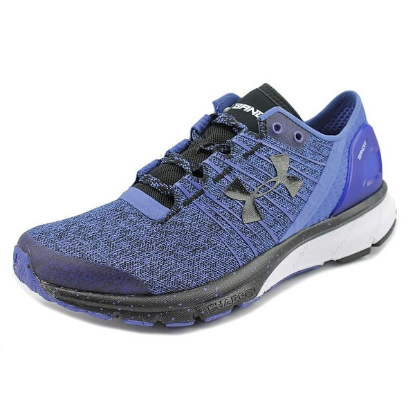 Under Armour Charged Bandit 2 Women DPL/Wht/Blk Running Shoes