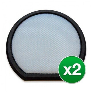 Replacement Vacuum Filter for Hoover CH53010 Vacuum Model (2-Pack) - Anti Allergen Type