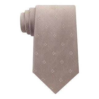MICHAEL Michael Kors Mens Neck Tie Silk Pattern - o/s