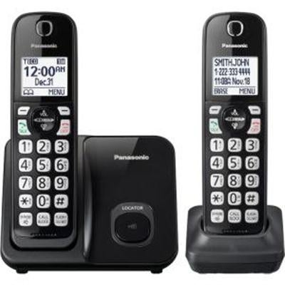 Panasonic Consumer - Kx-Tgd512b - Two Handset Telephone