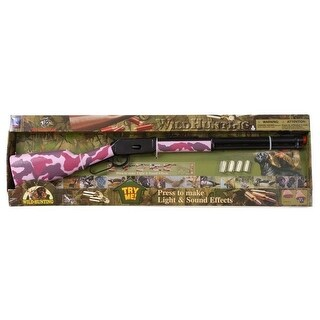 Gift Corral Western Toy Boys Girls Kids Rifle Winchester Pink 87-93588