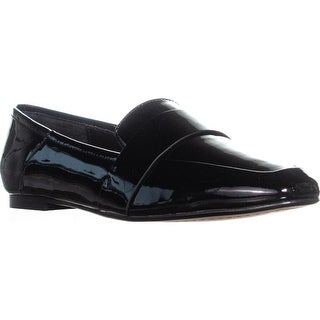 Splendid Delta Flat Slip On Loafers, Black