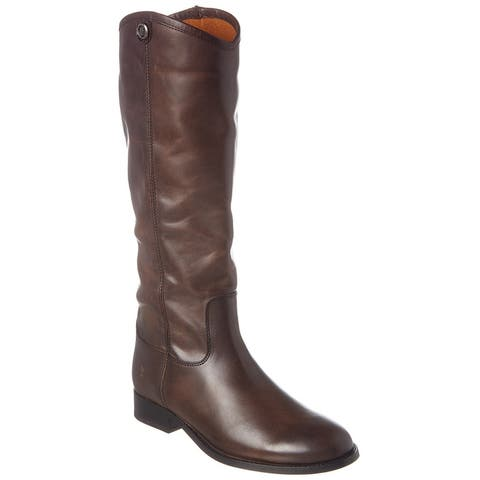 Frye Melissa Button 2 Leather Boot