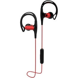 Laud Sports Sweetproof In-Ear Bluetooth Headphones LX4 with SecureHooks and Mic