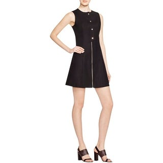 MICHAEL Michael Kors Womens Wear to Work Dress Poplin Sleeveless