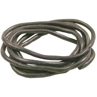 Danco 80793 Faucet Stem Packing, Rubber, Black