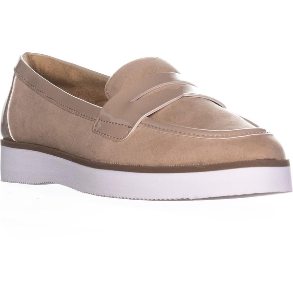 naturalizer Zoren Flat Loafer, Tender Taupe