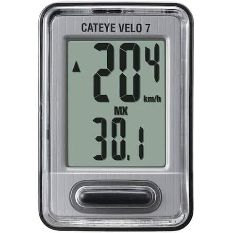 CatEye Velo 7 Cycling Computer - CC-VL520