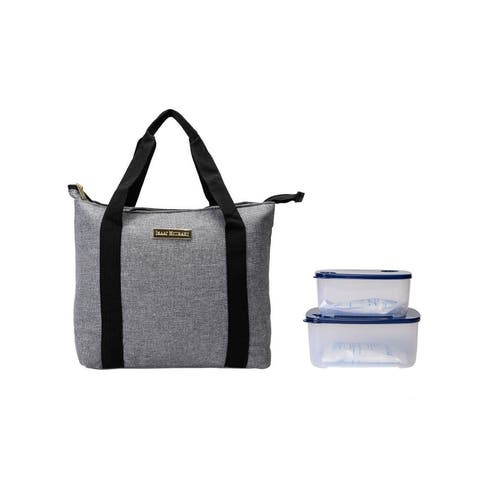 Isaac Mizrahi Vesey Large Lunch Tote