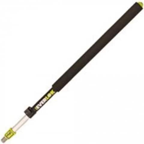 Linzer RP E 124 Pro Everlok Aluminum Extension Pole, 2' - 4'