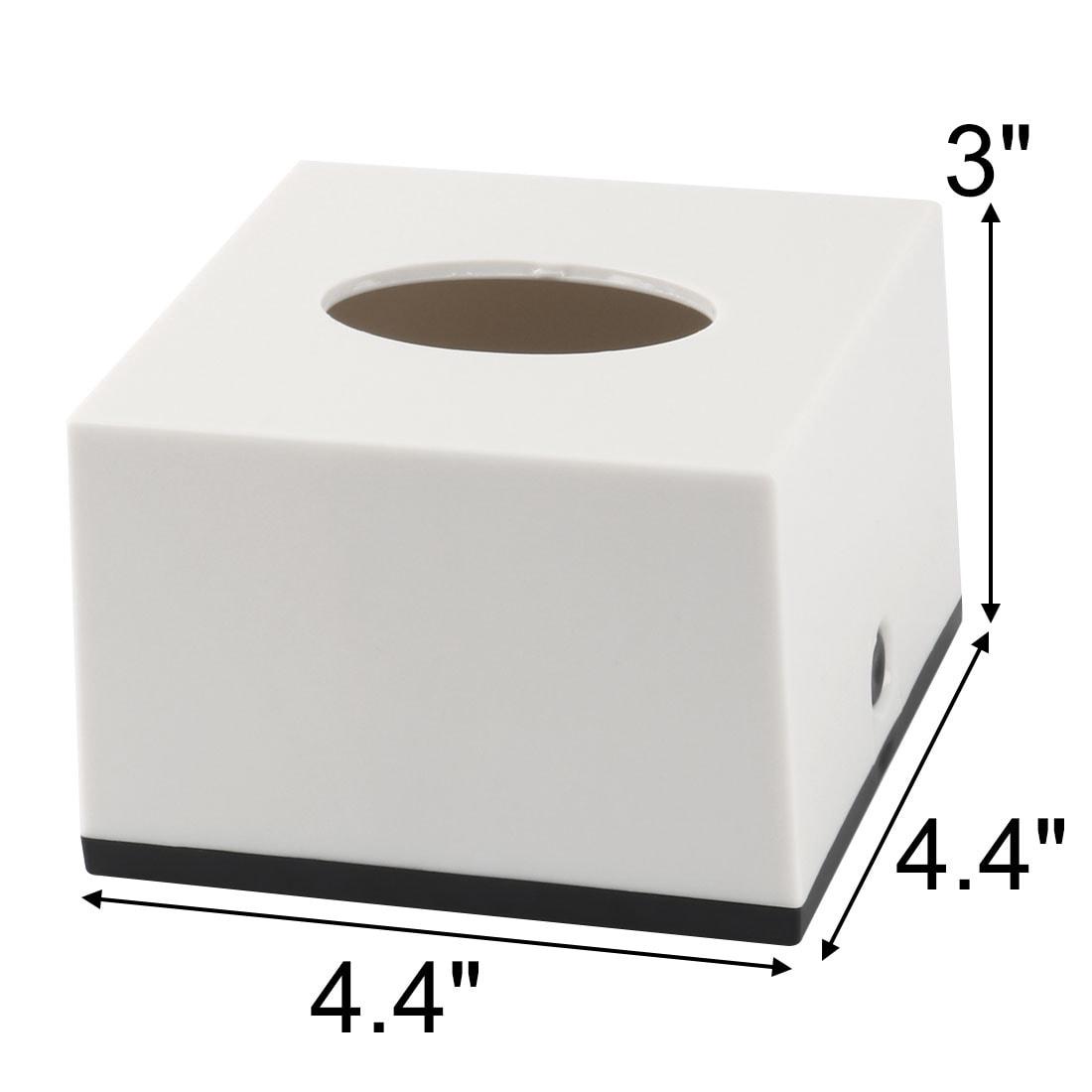 Storage Napkin Tissue Holder Napkins Container Box Home Cute Ornaments Xmas N3