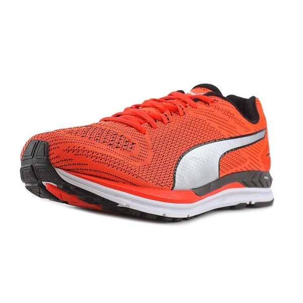 7748e00727c5 Shop Puma Speed 600 Ignite Men Round Toe Synthetic Red Sneakers ...