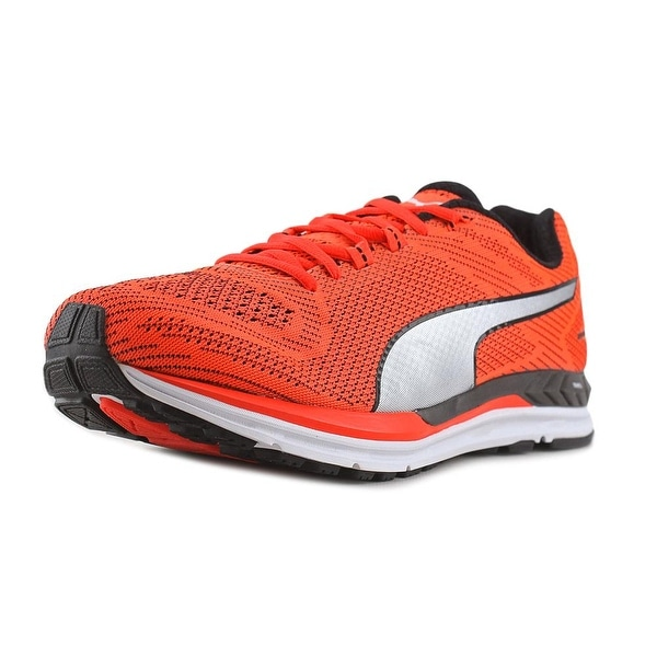 f1fa9ce671b4 Shop Puma Speed 600 Ignite Men Round Toe Synthetic Red Sneakers ...
