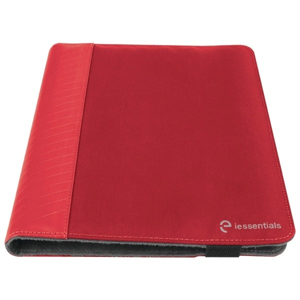 "Iessentials Ie-Uf10-Rd 9""-10"" Universal Tablet Cases (Red)"