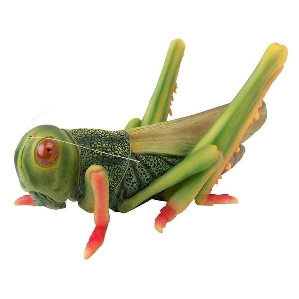 Design Toscano Ricochet the Grasshopper Statue