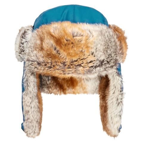 Woolrich Mens Supplex Trapper Hat
