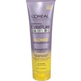 L'Oreal Paris Hair Expertise EverPure Blonde Shampoo 8.5 oz