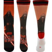 Star Wars Kylo Ren Photoreal Crew Socks