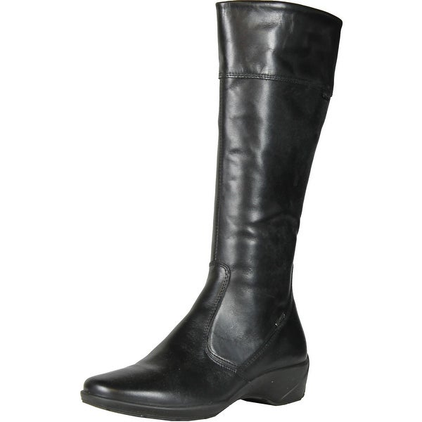 Imac Womens 52368 Fashion Leather Boots Made In Italy