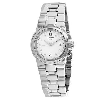 Tissot Women's T-Sport T0802101101600 White Dial watch