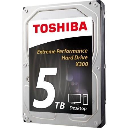 Toshiba - 5Tb Desk Internal Hdd 7200Rpm 128Mbmd04aca500