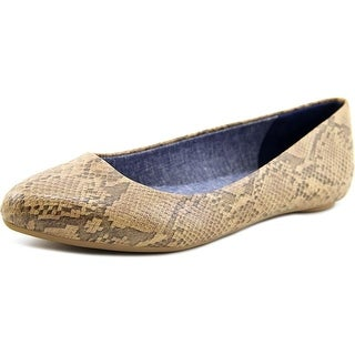 Dr. Scholl's Really Pointed Toe Suede Flats