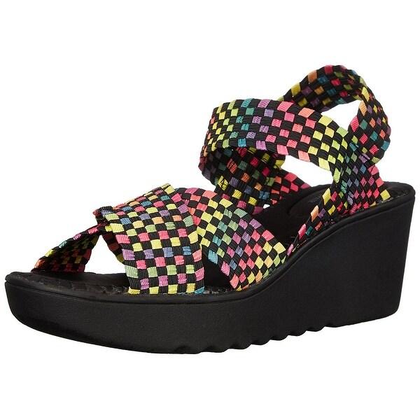 Wild Pair Women's Fortuna Platform Sandal - 7.5
