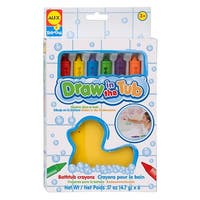 Draw In The Tub Crayons 6Pk