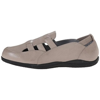 SoftWalk Womens Hampton Leather Slip On Loafers - 7 medium (b,m)
