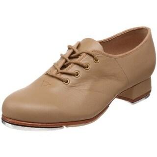 Bloch Womens Jazztap Leather Tap Dance Shoes