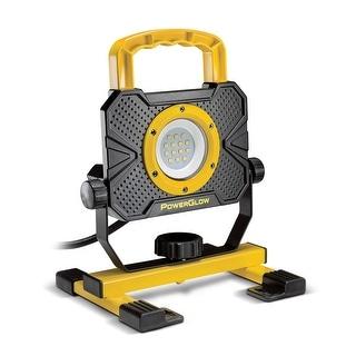Powerglow 1000 Lumen Portable LED Worklight 5000 Kelvin 13 Watts - 240187