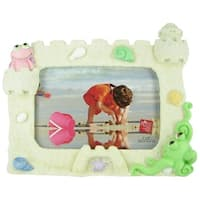 Plush Peepers Beach Picture Frame by Russ Berrie