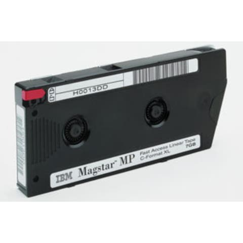 IBM Linear Tape, Magstar MP, 3570, B Model, Fast Access, 5GB