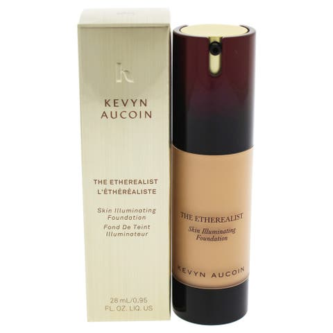 The Etherealist Skin Illuminating Foundation - Ef 05 Light By Kevyn Aucoin For Women - 0 95 Oz Found
