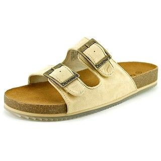 Bearpaw Brooklyn Open Toe Synthetic Slides Sandal