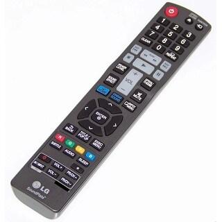 OEM LG Remote Originally Shipped With: LAB540W