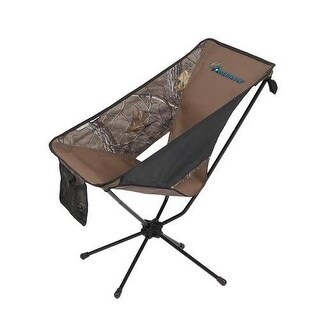 Ameristep 3rx1a025 compaclite tellus chair, realtree xtra