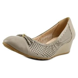 Cole Haan Tali Grand Lac Wdg 40 Women Open Toe Synthetic Wedge Heel