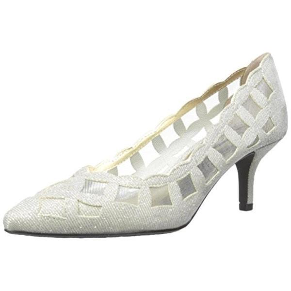 J. Renee Womens Winda Evening Heels Pointed Toe