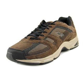 Avia Volante Country Men 4E Round Toe Synthetic Brown Sneakers