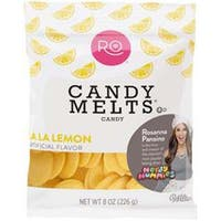 La La Lemon - Ro Candy Melts 8Oz