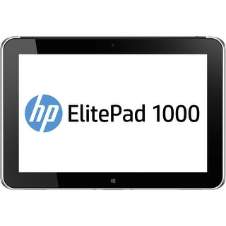"HP ElitePad 1000 G2 Tablet - 10.1"" - 4 GB LPDDR3 - Intel Atom (Refurbished)"