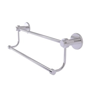 Allied Brass Mercury Collection Double Towel Bar