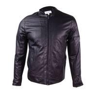 Calvin Klein Men's Micro-Square Embossed Jacket - Black