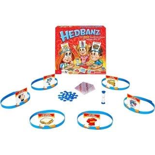 "Spin Master 6014346 Spin Master Headbandz - Quick Question Game of ""What am I?"" - Ask ""yes"" or"